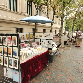 Vendedores Ambulantes – N.Y. (EUA)