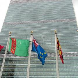 Sede da ONU em Nova Iorque