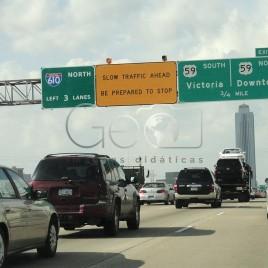 Tráfego de Veículos em Houston