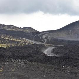 Sedimentos Vulcânicos – Vulcão Etna