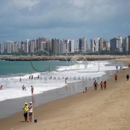 Praia de Iracema – Fortaleza (CE)