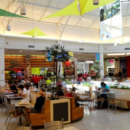 Praça de Alimentação – J. do Norte (CE)