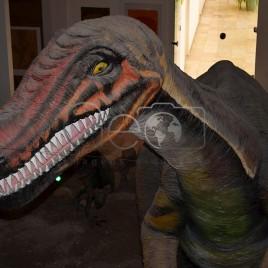 Réplica de Dinossauro – Santana do Cariri (CE)