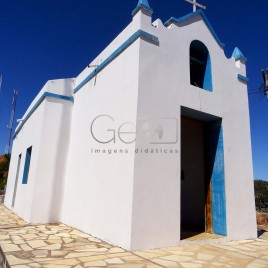 Igreja no Portal da Santa Cruz – Santana do Cariri