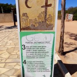 Trecho do Cordel 'A Cruz do Século' (CE)