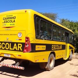 Ônibus Escolar – Santana do Cariri (CE)