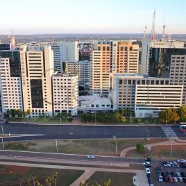 Verticalização – Brasília, DF