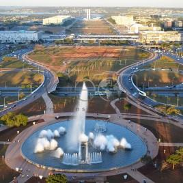 Vista de Brasília (DF)