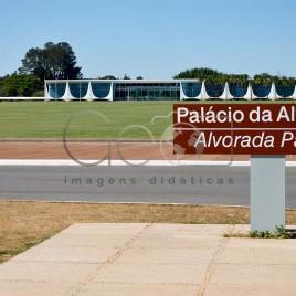 Palácio da Alvorada – Brasília (DF)