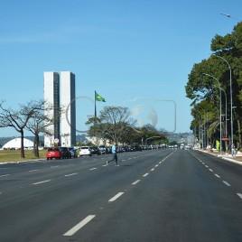 Eixo Monumental – Brasília (DF)