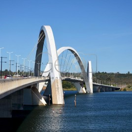 Ponte JK – Brasília (DF)