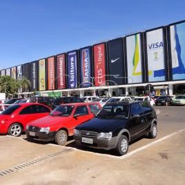 Fachada de Shopping – Brasília (DF)