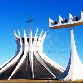 Catedral Metropolitana – Brasília (DF)