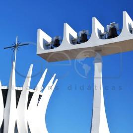 Sinos – Catedral Metropolitana – Brasília
