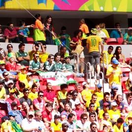 Torcida – Estádio Mané Garrincha – Brasília