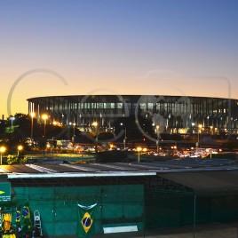 Estádio Mané Garrincha – Brasília (DF)