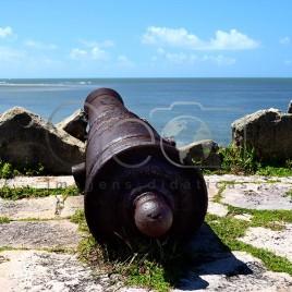 Canhão – Forte Orange – I. de Itamaracá (PE)