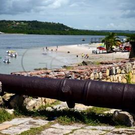 Praia e Forte Orange – I. de Itamaracá (PE)