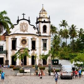Mosteiro de São Bento – Olinda, PE