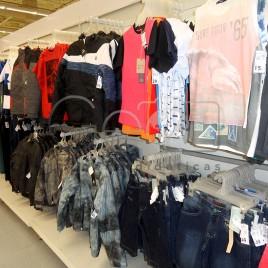 Seção de Vestuário – Osasco (SP)