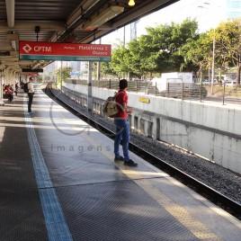 Estação de Trem em São Paulo (SP)