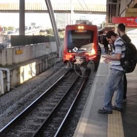 Estação de Trem – São Paulo (SP)