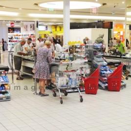 Supermercado em Ravena – Itália
