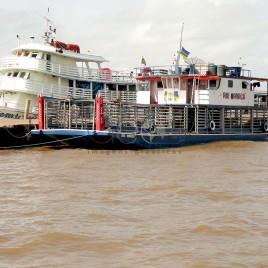 Embarcações Atracadas – Macapá (AP)