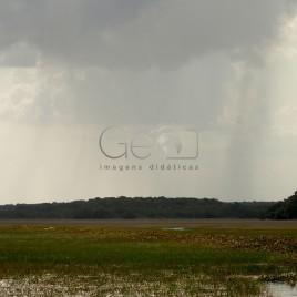 Chuva lago de Curiaú – Macapá (AP)
