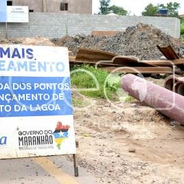 Obras de Saneamento Básico – São Luís (MA)
