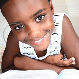 Criança Afrodescendente