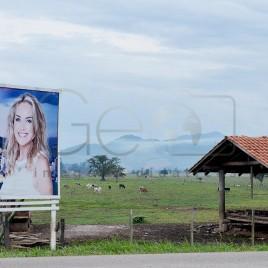 Outdoor em Área rural – Gaspar (SC)