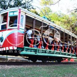 Bondinho no Parque Taquaral – Campinas