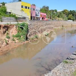 Assoreamento Ribeirão Jacaré – Itatiba (SP)