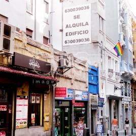 Rua de Madrid – Espanha