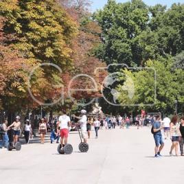 Parque em Madrid – Espanha