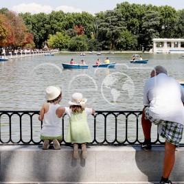 Parque de El Retiro – Madrid