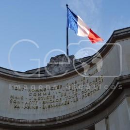 Bandeira da França – Paris
