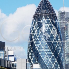 The Gherkin – Londres