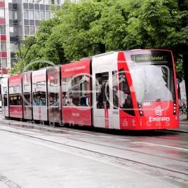 Veículo sobre trilho – Berna, Suíça