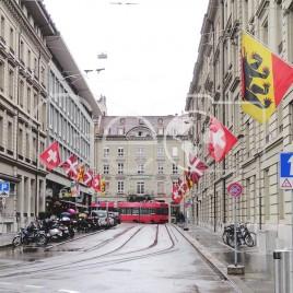Rua de Berna, Suíça