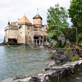 Castelo de Chillon – Veytaux, Suíça