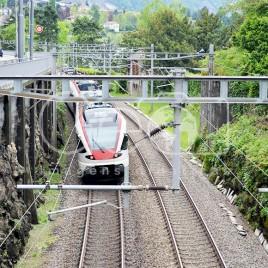 Linha de Trem Veytaux, Suíça