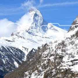 Montanha Matterhorn – Zermatt, Suíça