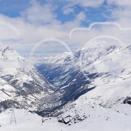 Vale do Rio Gornera – Zermatt, Suíça