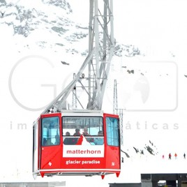 Teleférico – Zermatt, Suíça