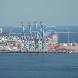 Porto de Montevidéu – Uruguai