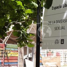 Praça da Diversidade Sexual – Uruguai