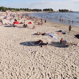 Praia em Montevidéu – Uruguai