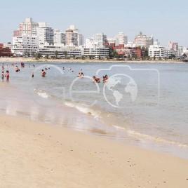 Praia em Punta del Este – Uruguai